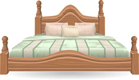 bedroom furniture bed free vector graphic bed furniture bedroom free image