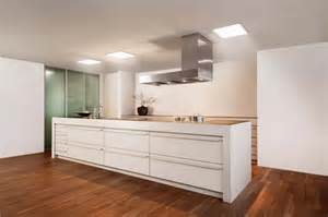 küche beleuchtung arctar k 252 che parkett weiss