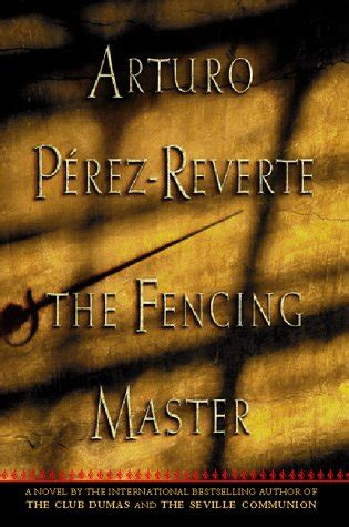 the fencing master the fencing master arturo p 233 rez reverte used books from thrift books