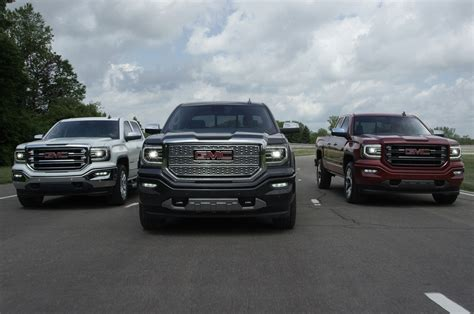 Led Gmc 2016 gmc facelifted with new led lighting motor