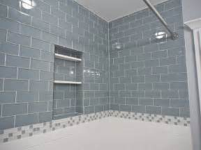 White Wainscoting Bathroom - lush 3x6 glass subway tile installations eclectic bathroom san francisco by modwalls