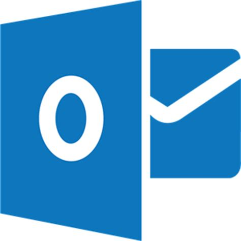 outlook logo vector eps free download