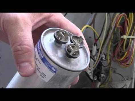 how to check a broken capacitor 25 best ideas about air conditioner condenser on air conditioner cover hide air