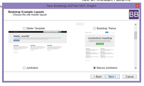 mvc templates customizing asp net mvc bootstrap templates