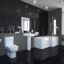 laguna l shaped bathroom suite buy online at bathroom city buy galaxia l shaped shower bath bathroom suite bathshop321