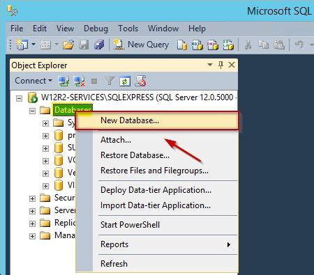 vmware horizon 7: view event database configuration