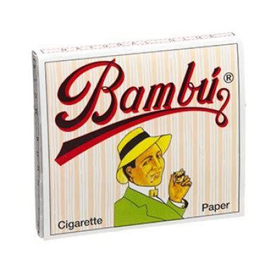 "bambú bambu regular 1 1/4"" (100 pack)"