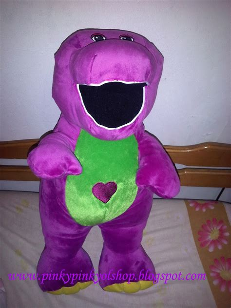 Boneka Barney Xl By Cahaya sofa barney