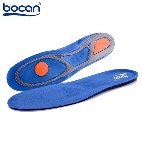 comfortable shoe inserts bocan silicone gel insoles comfortable shoe insoles shock