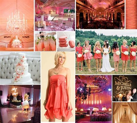 17 Best images about Coral Wedding / Bridal Shower on