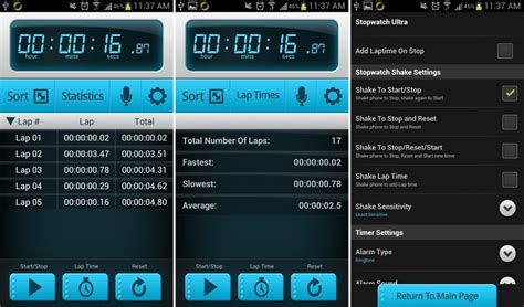timer app android new and fresh android apps of the week september 21 issue