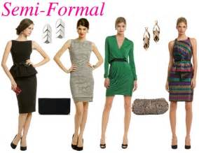 semi formal attire images