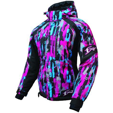 s fxr 174 fresh jacket 219477 snowmobile clothing at