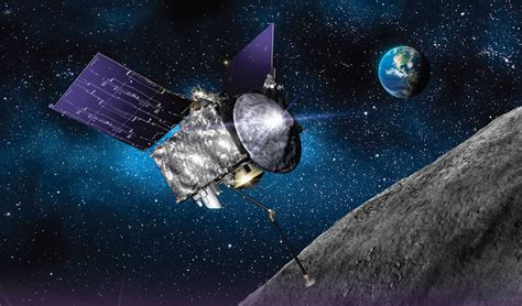 Lockheed Martin Background Check Outbound Osiris Rex Asteroid Explorer Passes Instrument Checks Adjusts Flight Path