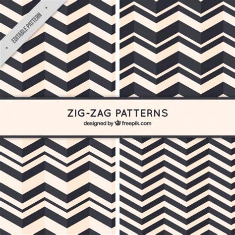 free pattern zig zag zig zag patterns vector free download