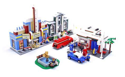 Lego 1 Set town plan lego set 10184 1 building sets gt city
