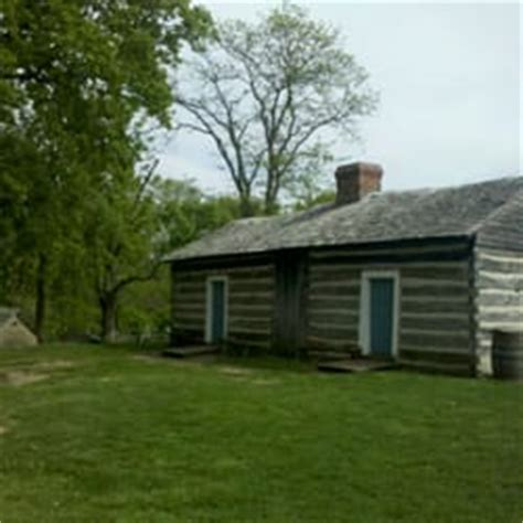 Lincoln Log Cabin Historic Site by Lincoln Log Cabin State Historic Site Parks Lerna Il