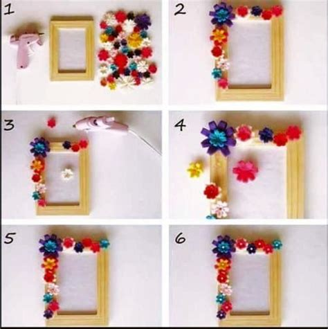 photo frame ideas 40 beautiful diy photo frame ideas to use in special