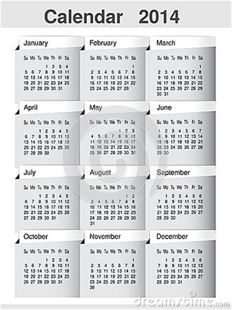 simple calendar template 2014 simple calendar 2014 year template modern layout page