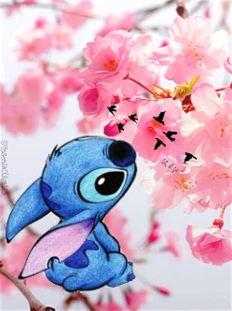 Jelly 360 Disney Hiding Stitch Doraemon Iphone 6 Plus Samsung J stitch wallpaper image 2933353 by winterkiss on