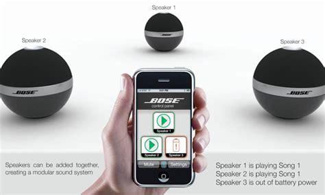 Speaker Mp3 Bose bose des enceintes bluetooth pour iphone generation