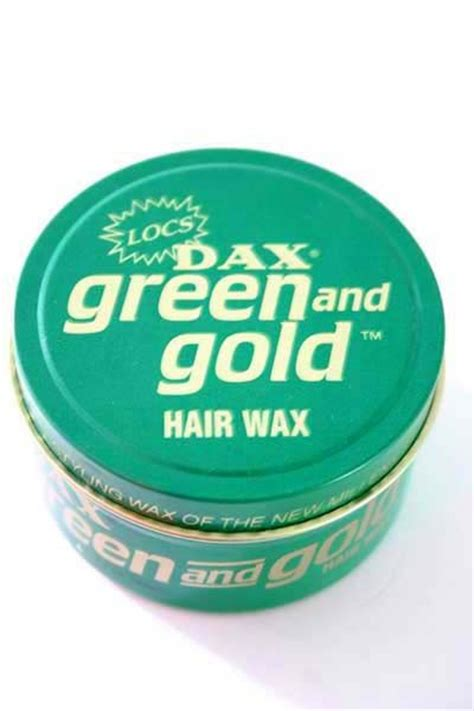 Pomade Dax Green And Gold dax green and gold pomade hair wax pomade