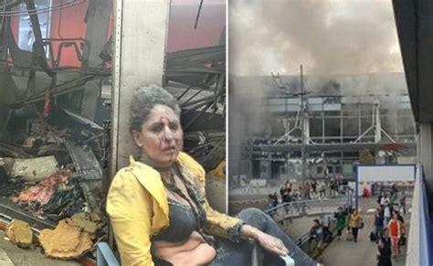 imagenes fuertes atentado bruselas atentados suicidas sacudieron la ciudad de bruselas
