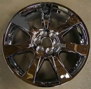 2010 Cadillac Srx Wheels 2010 Cadillac Srx Chrome Wheels Cadillac Srx 20 Quot Chrome