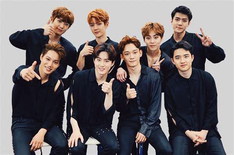 exo korean boy band meet the famous korean boy band quot exo quot steemit