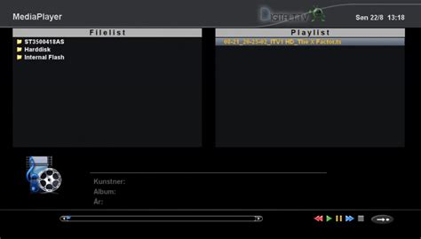 mp player a vu duo review linux tv com