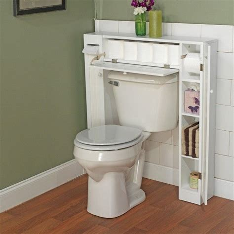 Tms Smart Space Over Toilet Etagere White Space Saver Furniture For Bathroom