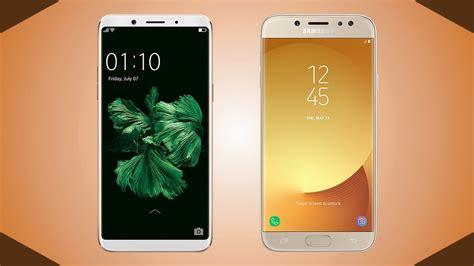 Samsung A7 Vs Oppo F5 Oppo F5 Vs Samsung Galaxy J7 Pro J7 2017 Comparison