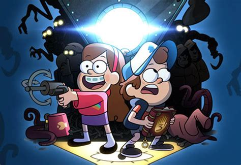 Disney Gravity Falls Shorts Just West Of 1 look disney xd premieres new gravity falls shorts today s news our take tv guide