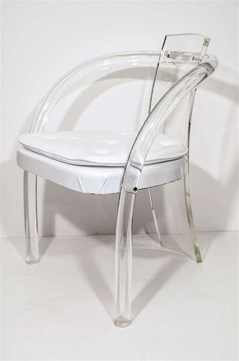 clear armchair acrylic chair clear best home design 2018