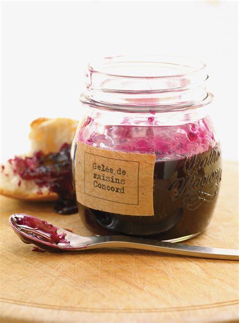 gel 195 169 e de raisins muscats recette