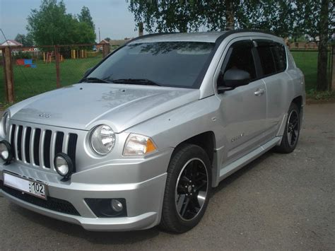 Jeep Compass Cvt Transmission Problems Used 2008 Jeep Compass Photos 2400cc Gasoline Cvt For Sale