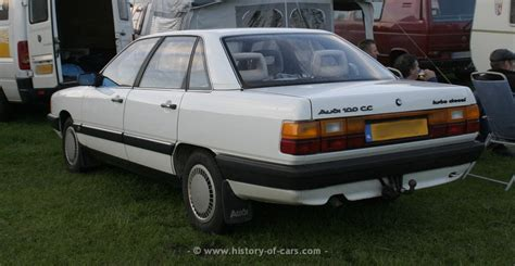 audi cc audi 1983 100 cc turbo diesel the history of cars