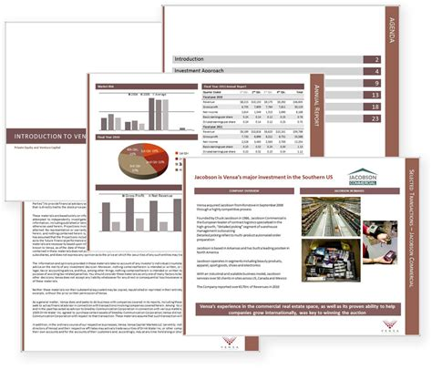 Powerpoint Pitch Book Template Professional Templates For You Presentation Pitch Template