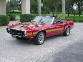1968 Ford Mustang Convertible Ford Mustang Photo Gallery 1968 Ford Mustang Shelby Gt500