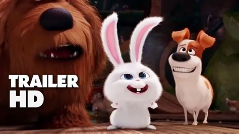 secret life  pets official bunny trailer