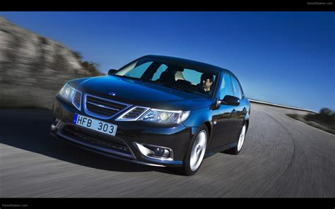 saab turbo x widescreen car wallpapers 08 of 16