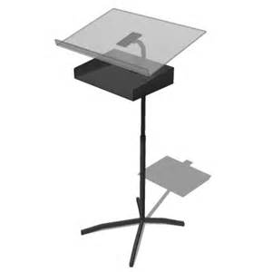 Stand Up Desk Podium Conductor Podium Amp Music Stands 3d Model Formfonts 3d