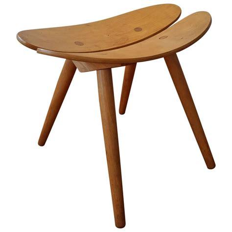 Japanese Stool modernist japanese stool at 1stdibs