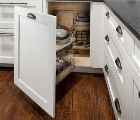 Kitchen Cabinet Interior Organizers Custom Storage Ideas Interior Cabinet Accessories From Greenfield Cabinetry Traditional