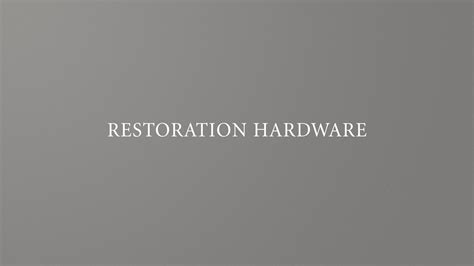 restoration hardware logo www imgkid com the image kid