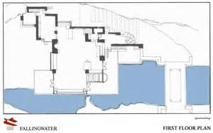Falling Water Floor Plan by Gallery For Gt Falling Water First Floor Plan