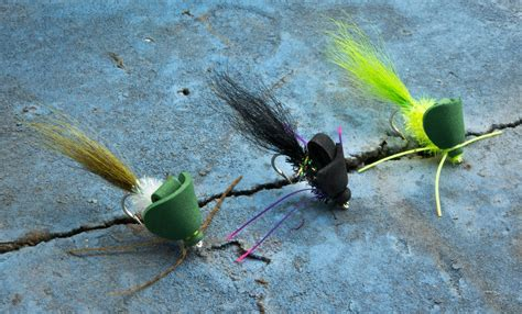 fly feature stealth bomber fly fishing gink and