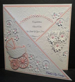 Handmade Christening Cards From Grandparents - 25 best ideas about new baby cards on
