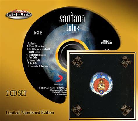 santana lotus lotus santana