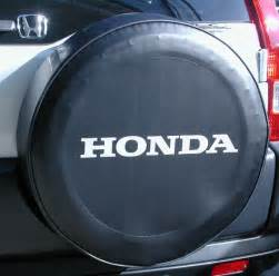 Honda Spare Tire Cover Genuine Honda Cr V Accessories Exterior Accessories